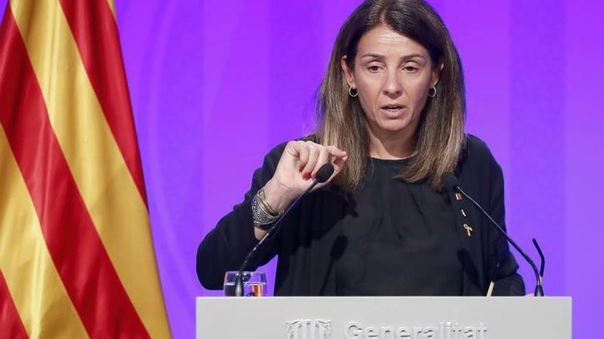 La Generalitat urge a un nuevo Gobierno pero se declara neutral en la investidura