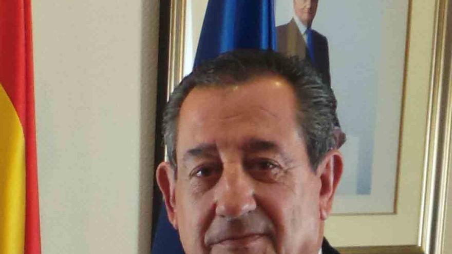 Alberto Martínez, dispuesto a encabezar la lista del PP a la Alcaldía de Alicante