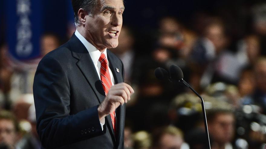 Romney promete, con empleos y firmeza, pasar página a la presidencia de Obama