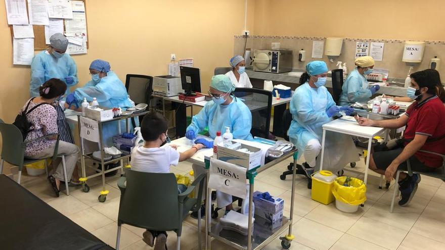Solo el 2,3% de la población de Canarias padeció la Covid-19 y desarrolló anticuerpos