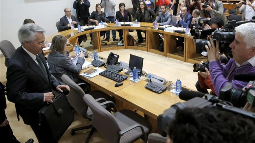 El ex presidente de novacaixagalicia evita disculparse por for Oficinas novacaixagalicia madrid