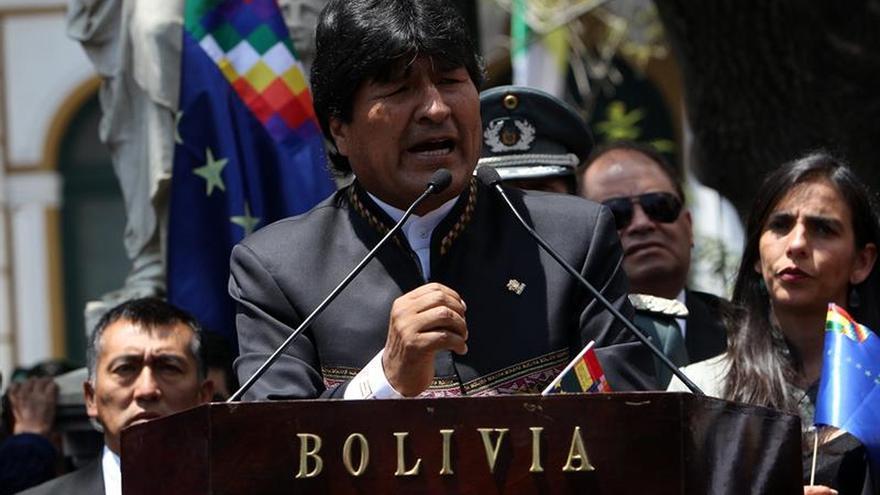 Evo Morales rechaza el racismo y recuerda represión a campesinos en 2008