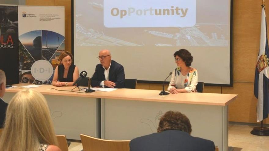 Presentación del proyecto OpPortunity