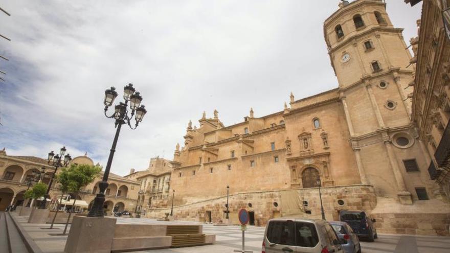 El arquitecto Juan de Dios de la Hoz, premio Rafael Manzano por reconstruir Lorca