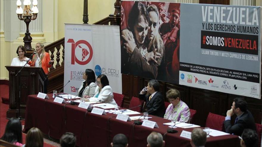 La CIDH, preocupada por defensores en Venezuela y no decide sobre caso López