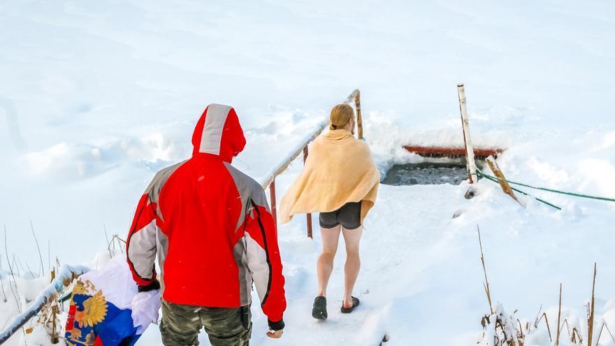 el arte de pasar frío