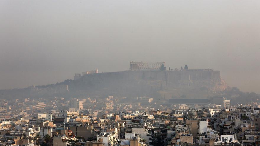 Arde el sureste de Europa en mitad de una ola de calor histórica