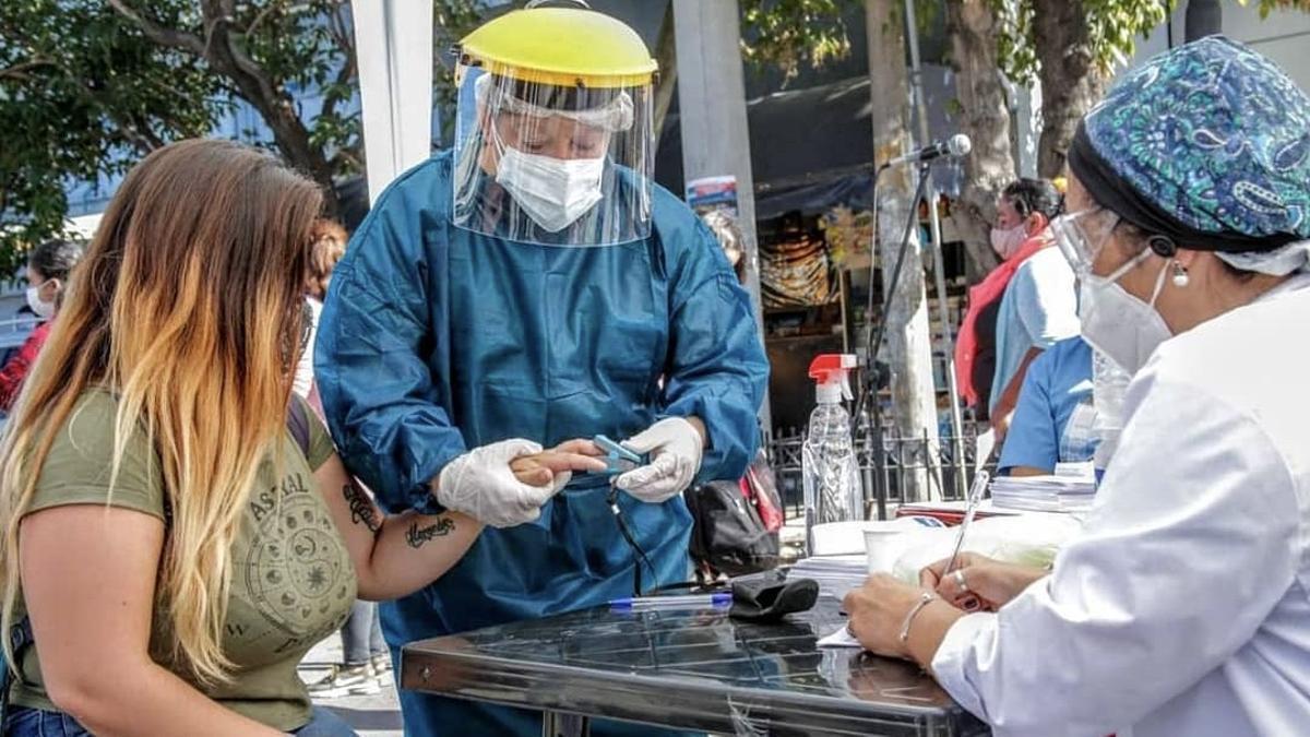 """""""El 90% de los trabajadores están precarizados"""", dice uno de los médicos denunciantes"""