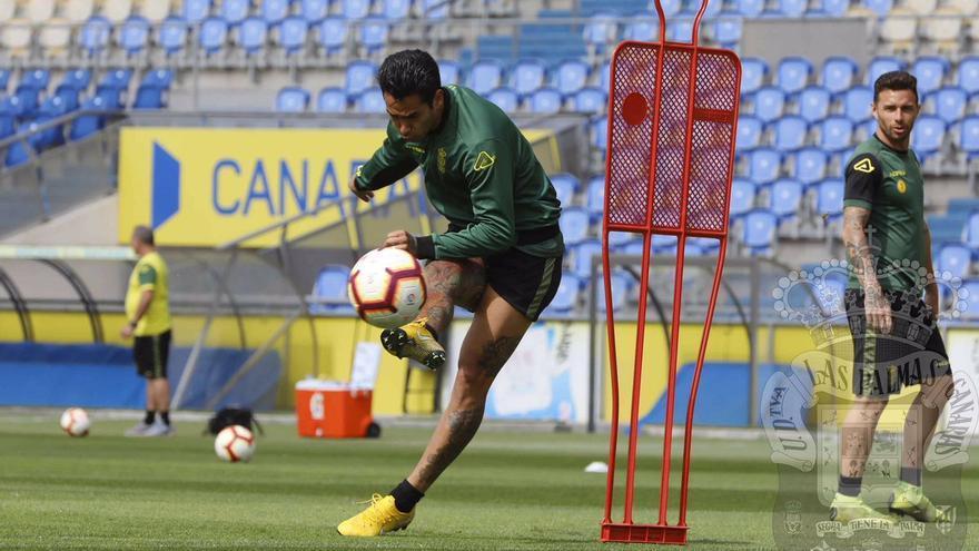 Sergio Araujo volverá a ser importante en el ataque amarillo