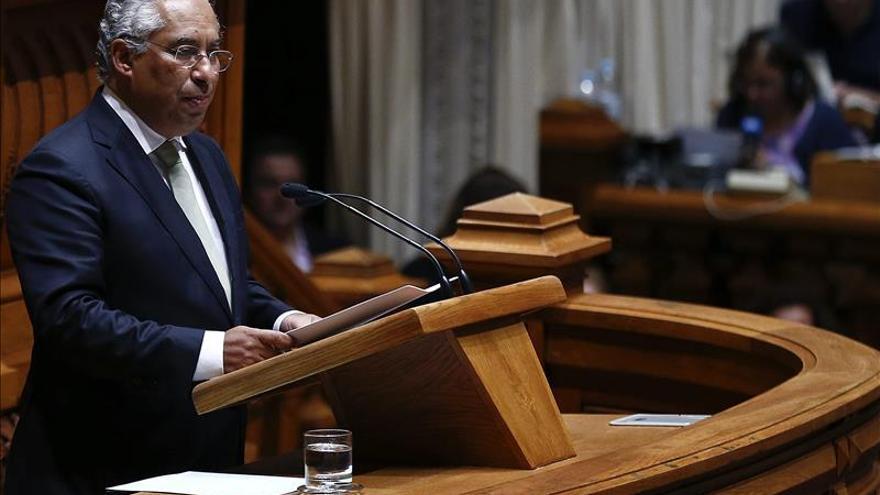 El socialista Costa defiende la caída del Gobierno por una voluntad de cambio