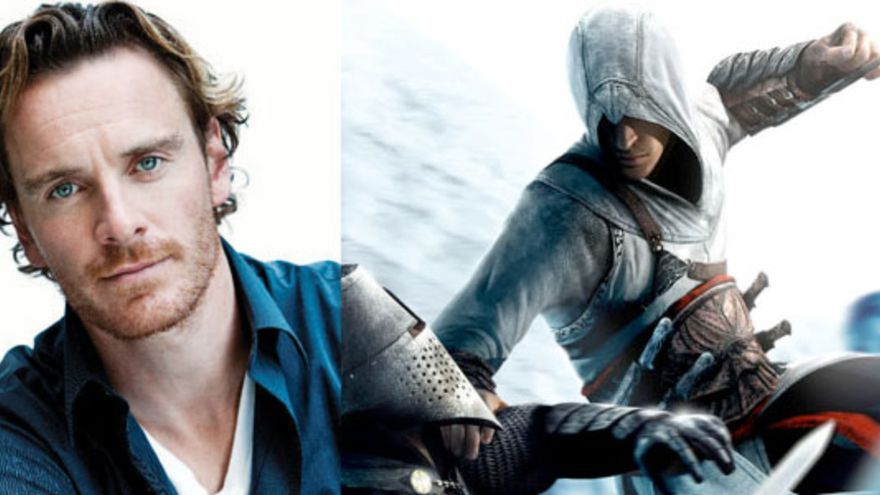 Michael Fassbender película Assassin´s Creed