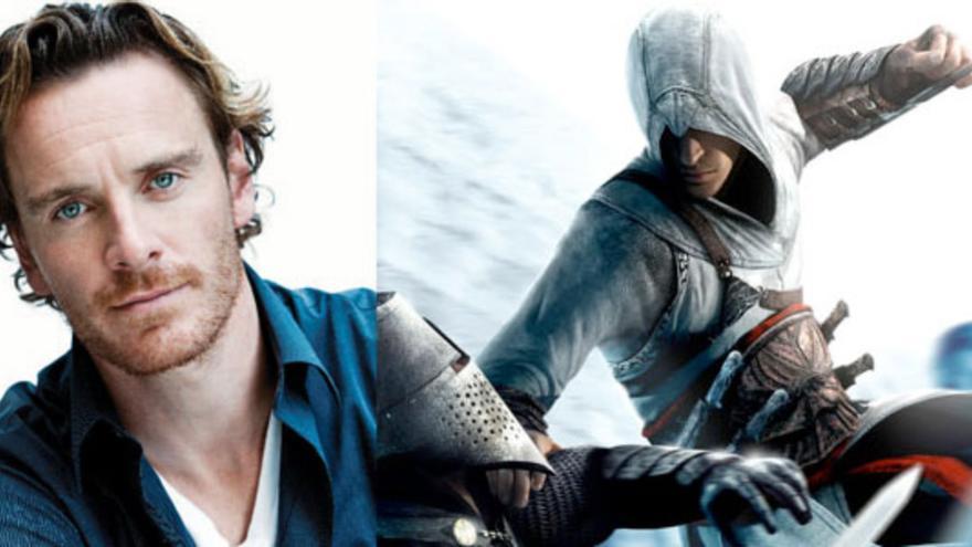 Michael Fassbender película Assassin´s Creed