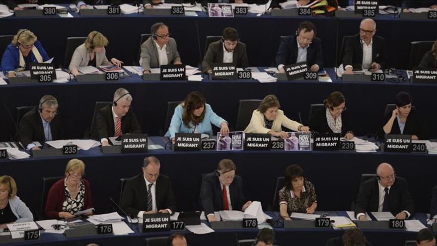 La Eurocámara pospone la votación del TTIP en el último momento
