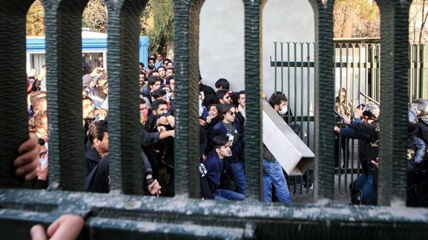 Otras dos personas muertas en las protestas en Irán