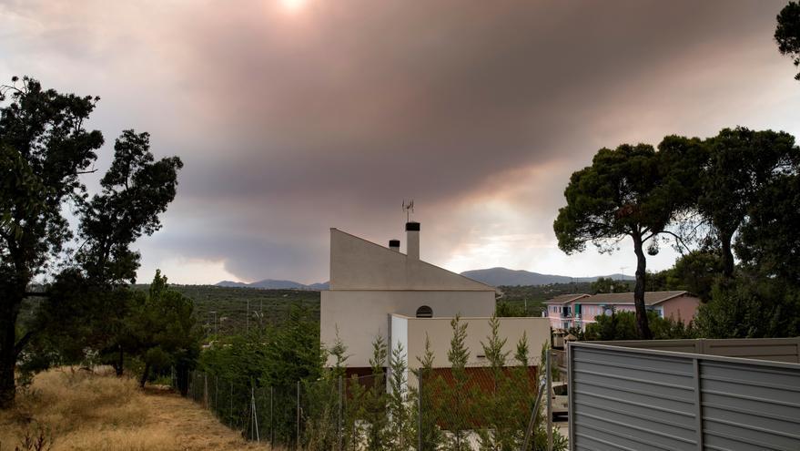 Batres pide ayuda para paliar los daños ocasionados por el incendio