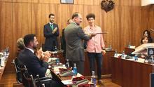 Bascuñana (PP), alcalde de Orihuela en minoría al retirarle su apoyo Ciudadanos por desacuerdos y las sombras en su pasado laboral