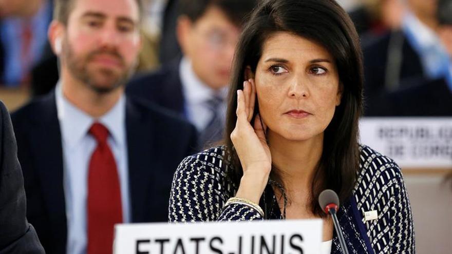 EE.UU. critica la candidatura de la RDC al Consejo de DD.HH. de la ONU