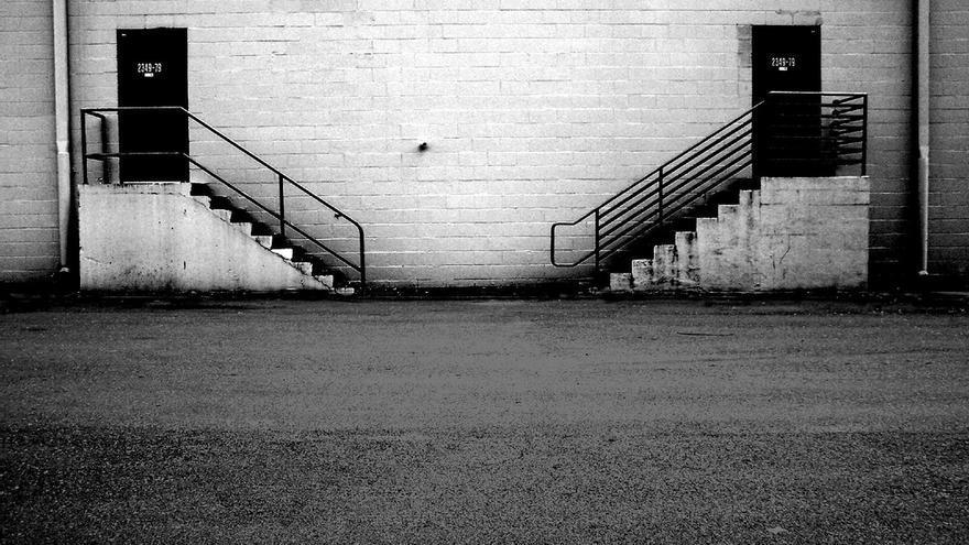 Puertas traseras - Imagen (CC): flattop341 https://www.flickr.com/photos/flattop341/233457860