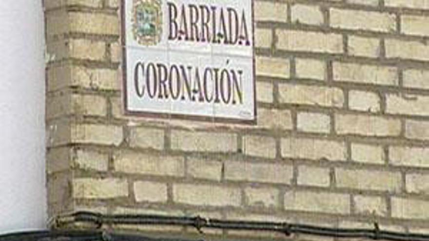 Sesenta casas a 1.200 euros en la barriada de la Coronada. (EP)