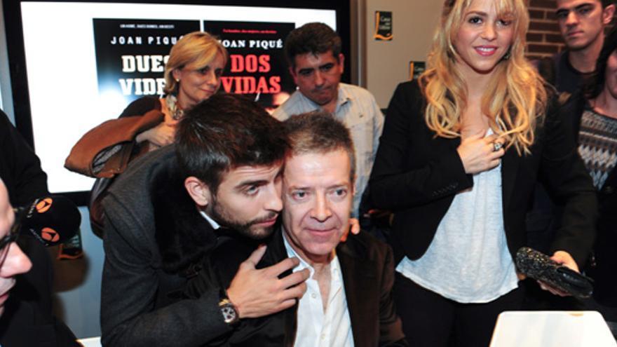 El Barça censura a TV3 una conversación con el padre de Gerard Piqué