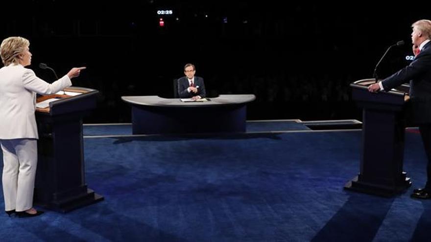 Trump deja en el aire si aceptará el resultado de las elecciones en EE.UU.