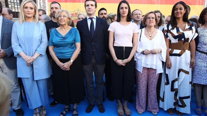 """El Ayuntamiento de Madrid destaca la voluntad de """"unidad"""" con las víctimas del terrorismo sin """"polémicas estériles"""""""