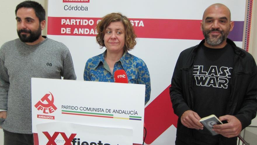 Alberto Garzón clausura este domingo en Córdoba la XX Fiesta del PCA con un acto sobre la Revolución Soviética