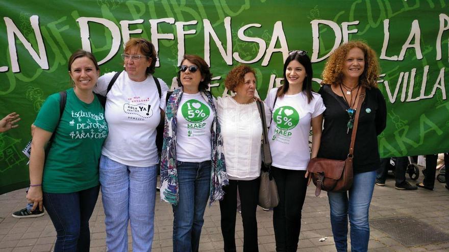 Área de Educación de Podemos Andalucía