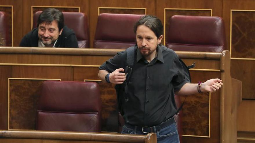 Podemos celebra que la presión sobre el PSOE haya obligado a Huerta a dimitir