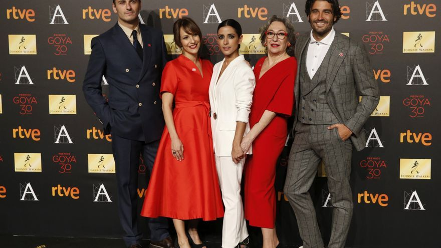 El equipo nominado de 'La Novia'