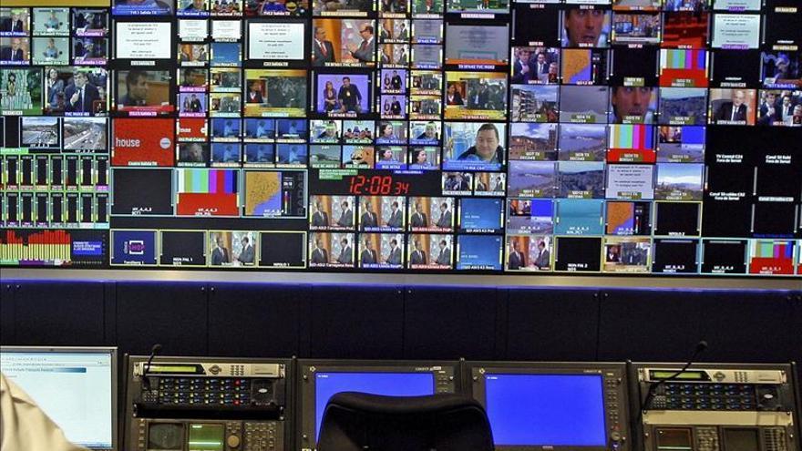Nueve canales de la TDT se fundirán a negro el próximo martes