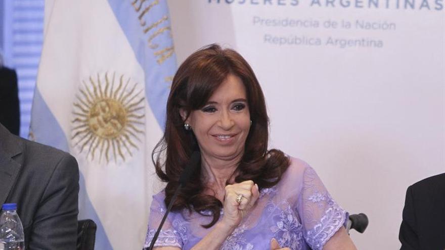 """Cristina Fernández acusa a un juez de tener """"enfermiza animosidad"""" contra ella"""