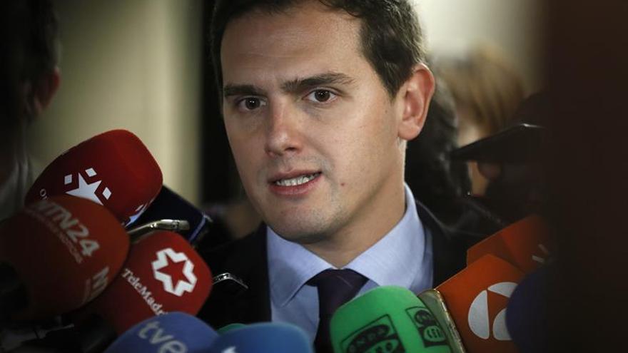 Rivera cree que no se hace bastante contra  el fraude fiscal y pide cambiar las leyes