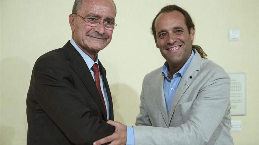 El PP mantendrá la alcaldía de Málaga con el apoyo de Ciudadanos