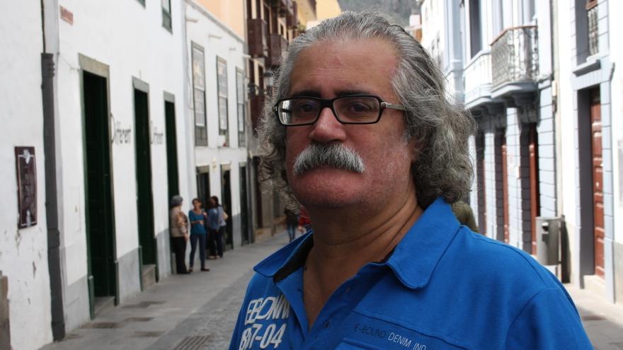 El músico Francisco Medina ha compuesto una nueva pieza.