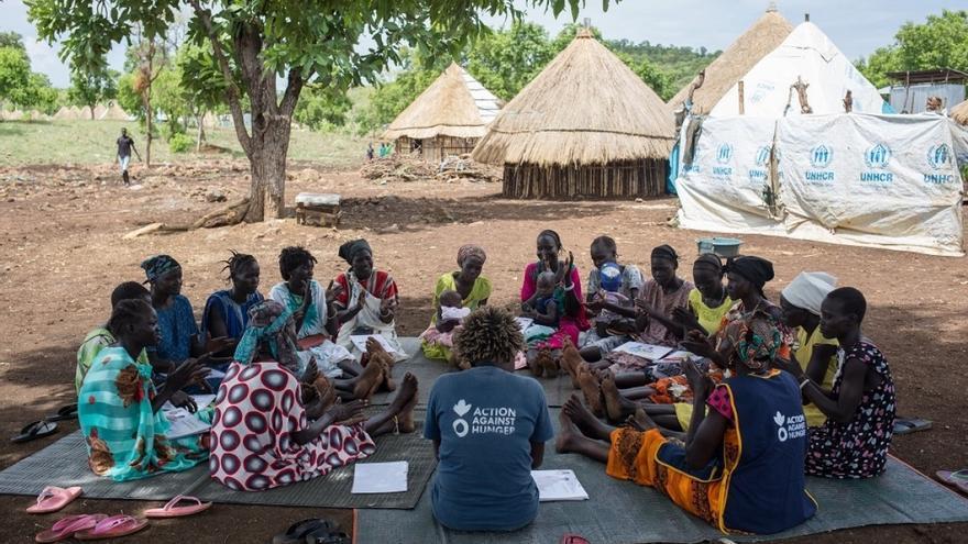 Imagen de un proyecto de ACH en Etiopía.