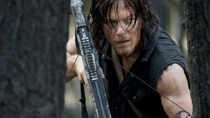 Los actores de 'The Walking Dead', 'destrozados' tras la última baja