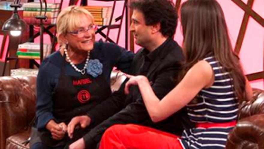 Las tardes de TVE con Marta Solano, ¿y Maribel de 'MasterChef'?