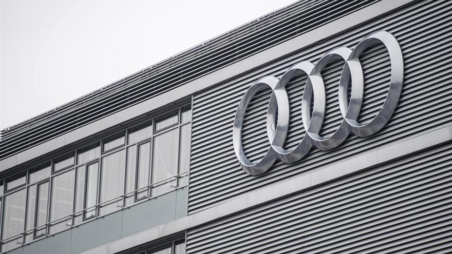 La Fiscalía alemana registra viviendas y oficinas por el caso de emisiones de Audi