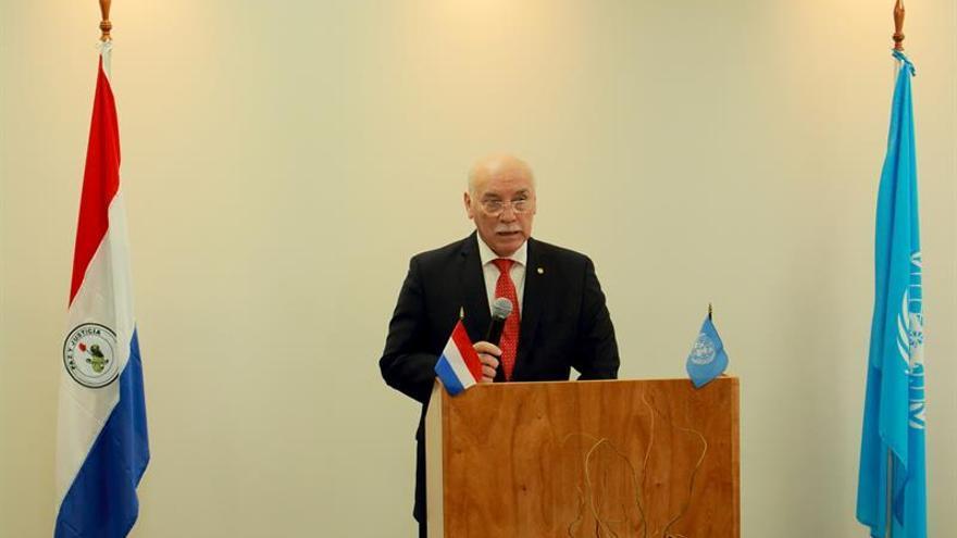 Paraguay activa su presencia en Kazajistán a través de feria la energética Astana