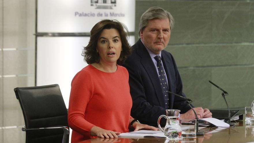 El Gobierno Recurrir U00e1 Al Tc Una Ley Catalana Sobre