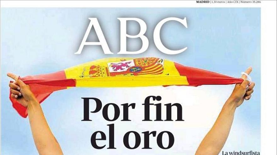 De las portadas del día (08/08/2012) #11
