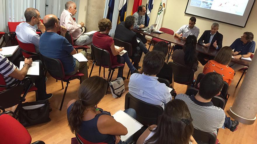 Comercio impulsa el proceso de formación para la internacionalización de empresas de las islas AdecotExe.