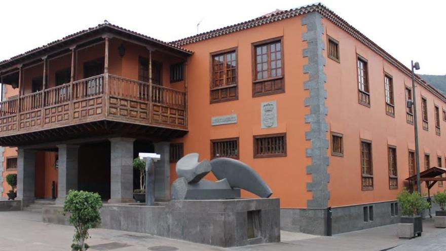 Resultado de imagen de ayuntamiento de Tegueste