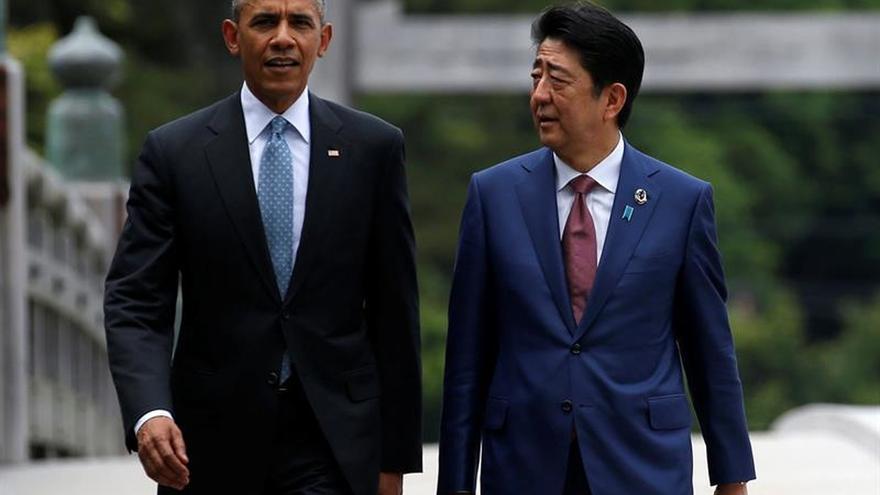 Obama y Abe visitarán Pearl Harbor con un mensaje de reconciliación