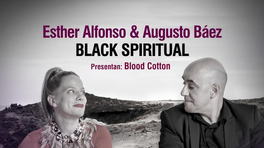Cartel del concierto de góspel en El Paso.