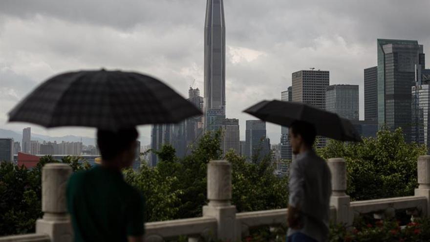 El PIB de China sube un 6,9 % en el segundo trimestre
