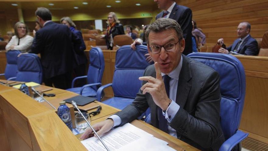 """Feijóo se ve """"motivado, impulsado y legitimado"""" por los gallegos para repetir"""