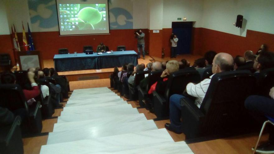 Jornadas sobre el agua organizadas por UGT en Toledo