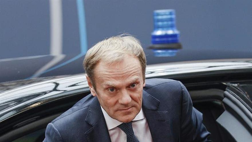 La UE inicia una cumbre centrada en el CETA y Rusia, la primera con May